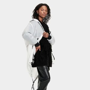 UGG BRITTANY HOODED ANORAK SMALL